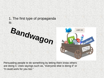 Types of Propaganda (1)