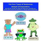 Types of Sentences - free