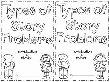Types of Story Problems - A Guide for Understanding and So