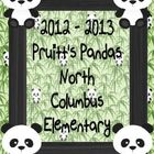 ULTIMATE Teacher Planner - Cute Panda Theme - Lots of Usef
