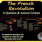UPDATED! French Revolution through Napoleon Ppt Content St