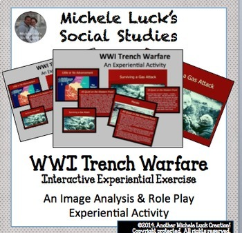 UPDATED! WWI Trench Warfare & All Quiet on Western Front A