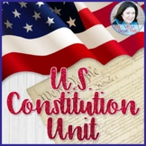 U.S. Constitution- A Common Core-Aligned Reading and Socia