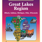 US Geography - Great Lakes Region  (Grades 4-6) by Teaching Ink