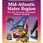 US Geography - Mid Atlantic States Region (Grades 4-6) by