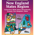 US Geography - New England States (Grades 4-6) by Teaching Ink