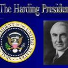 U.S. History: 1920s - Politics and Industry (Harding and C