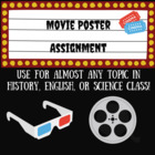 US History- Movie poster assignment
