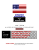 US History and Government Made  Easy! Updated