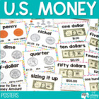 U.S. Money {Coins &amp; Dollar} Posters
