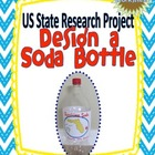 US State Research Project--Design a Soda Bottle!