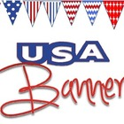 USA Banner Theme