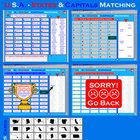 U.S.A. - Interactive States &amp; Capitals Matching - SMARTBOARD FILE