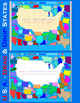 U.S.A. - Interactive States & Capitals Matching - SMARTBOARD FILE