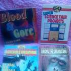 USED BOOKS:  Science 4 Pack