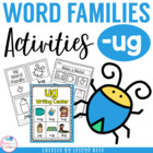 Ug word family packet