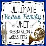 Ultimate Brass Family Presentation- 57 Slides- 126 Video E