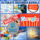 Ultimate Business Lessons and Activities Package
