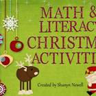 Ultimate Christmas Math and Literacy Activities Bundle