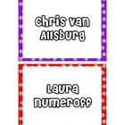 Ultimate Classroom Library Book Tub Labels