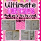 Ultimate Interactive Writer's Notebook {Grades 3-5}