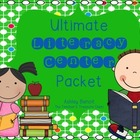 Ultimate Literacy Center Packet (15 Centers)