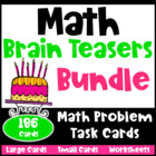 Ultimate Math Brain Teasers Collection