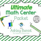 Ultimate Math Center Packet{21 Centers}