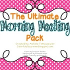 Ultimate Morning Meeting Pack