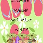 Ultimate Teacher Planner - Everything a Teacher Could Want