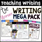 Ultimate Writing Mega Pack For Primary Writers