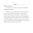 Un dia fenonmenal Short preterite reading in Spanish