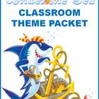 Under the Sea Classroom Theme - Back to School