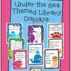 Under the Sea Library Displays