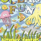 Under the Sea Literacy Center Package