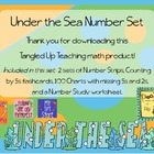 Under the Sea Number Set
