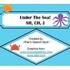 Under the Sea!  SH CH J