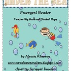 Under the Sea - Teacher Big Book and Emergent Reader {FREEBIE}