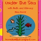 Under the Sea with Math & Literacy
