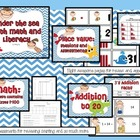Under the Sea with Math and Literacy