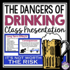 Underage Drinking / Alcohol Presentation