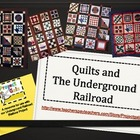Underground Railroad: Quilt Squares