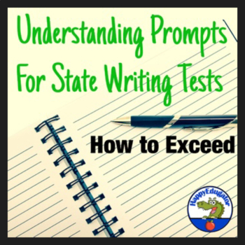 Understanding Prompts for State Writing Tests Powerpoint