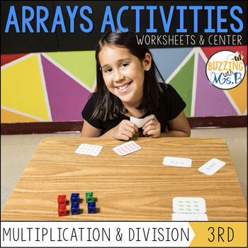 Underwater Arrays: Multiplication and Division