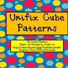 Unifix Cube Patterns
