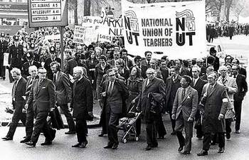 Unions and the Collective Bargaining Game, US History