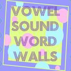 Unique Vowel Sound Word Wall  - A New Idea