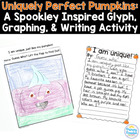 Uniquely Perfect Pumpkins: A Spookley Inspired Glyph & Gra