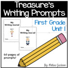 Unit 1 Writing Journal Prompts Macmillan/McGraw-Hill Treas