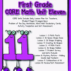 Unit 11 CORE Math Standards for First Grade